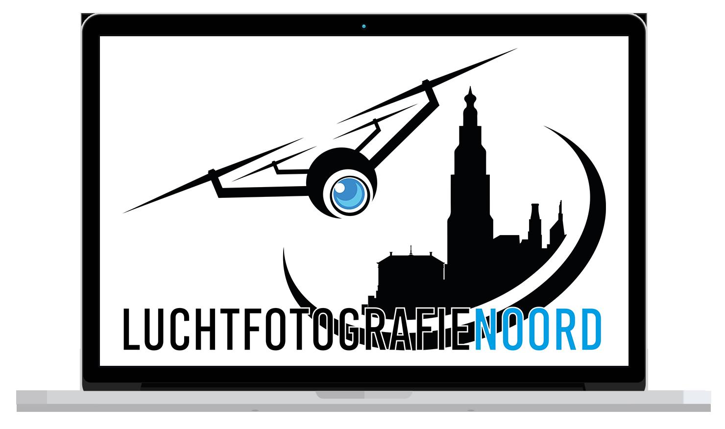 Luchtfotografienoord logo